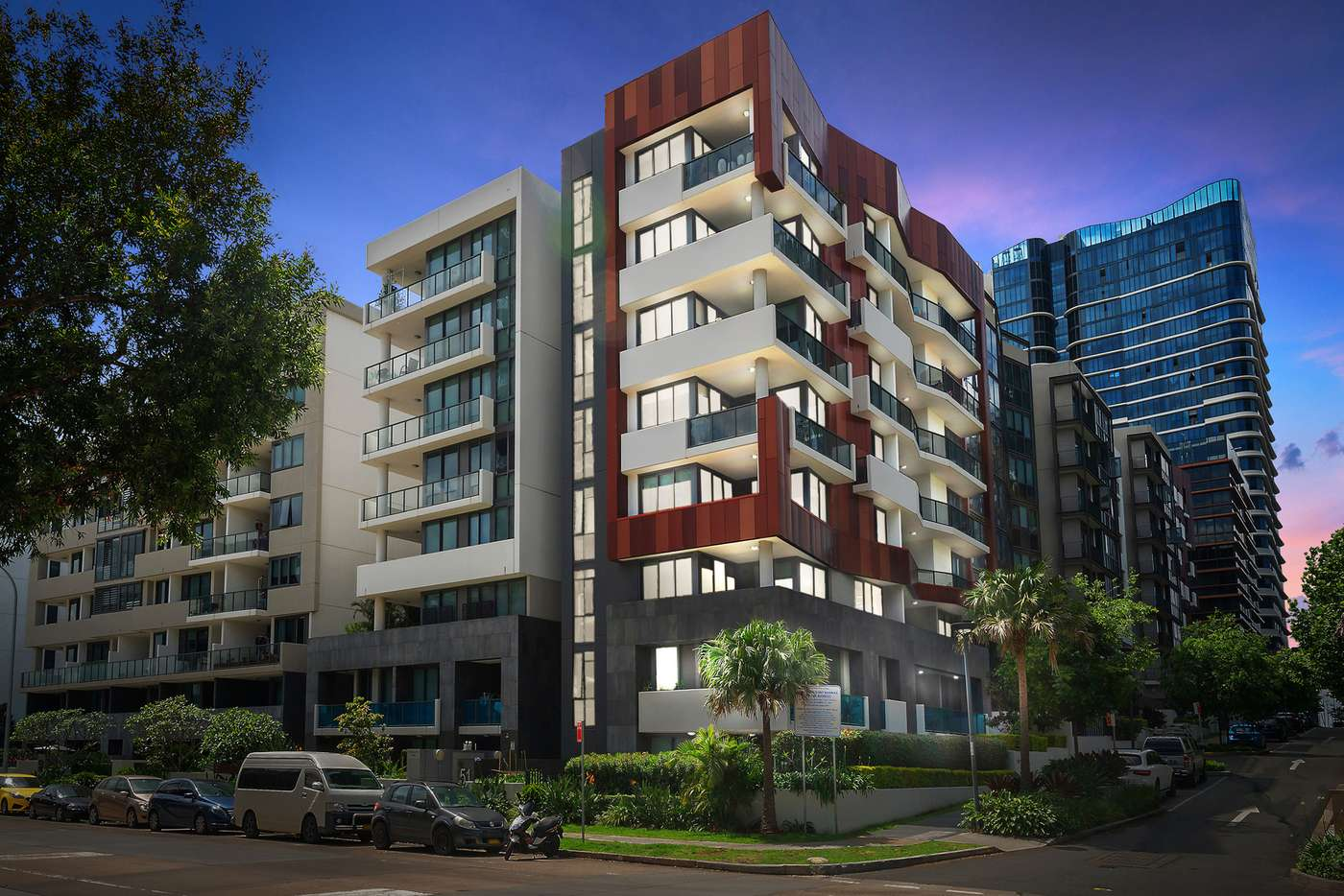 Sixth view of Homely apartment listing, 502/51-53 Hill Road, Wentworth Point NSW 2127