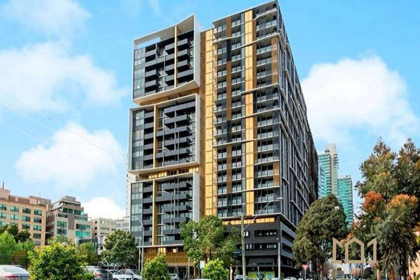 Main view of Homely apartment listing, 318/39 Coventry Street, Southbank VIC 3006