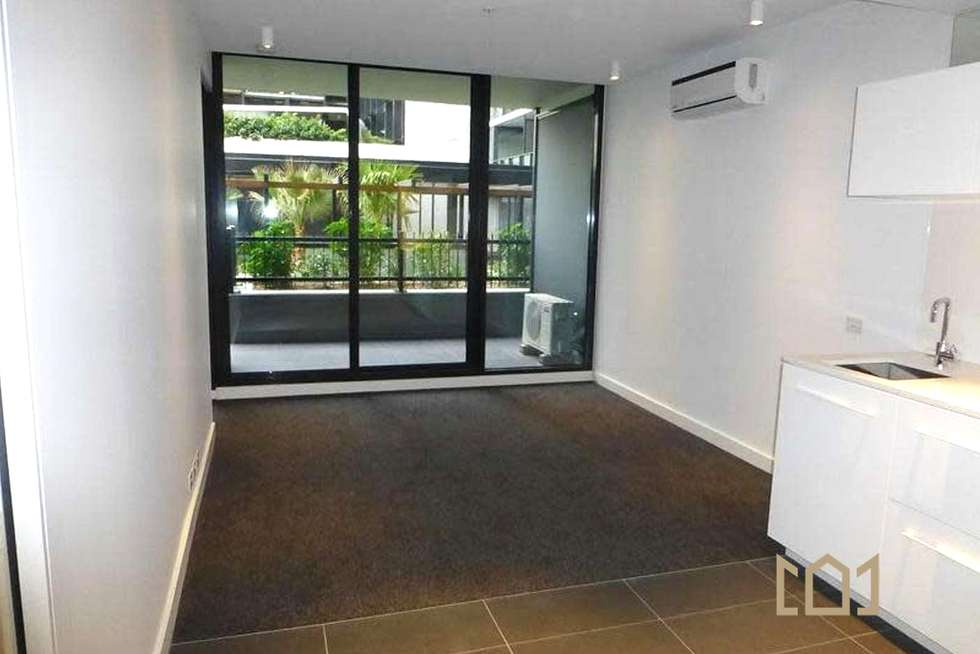 Second view of Homely apartment listing, 318/39 Coventry Street, Southbank VIC 3006