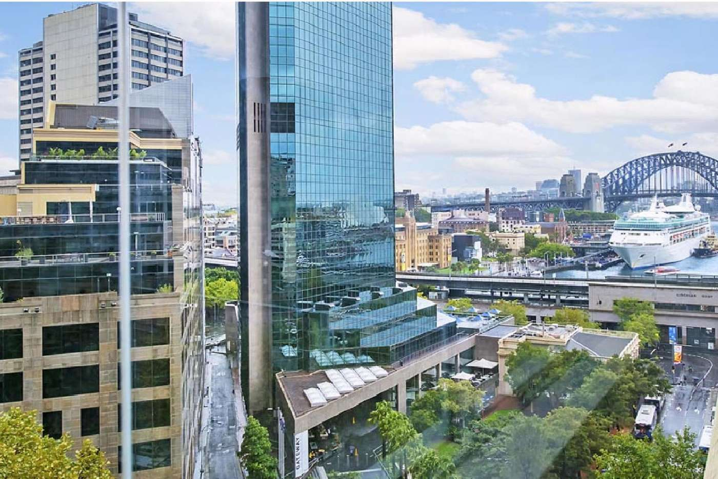 Main view of Homely apartment listing, 1410/38-42 Bridge Street, Sydney NSW 2000