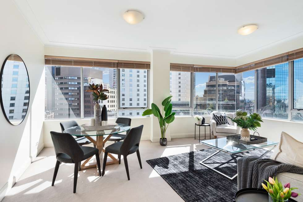 Second view of Homely apartment listing, 1410/38-42 Bridge Street, Sydney NSW 2000