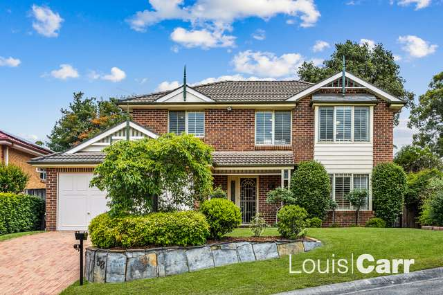 58 Fernbrook Place, Castle Hill NSW 2154
