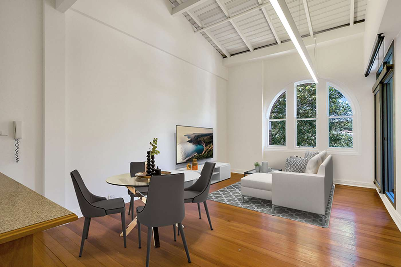 Main view of Homely unit listing, 13/184 Salisbury Road, Camperdown NSW 2050