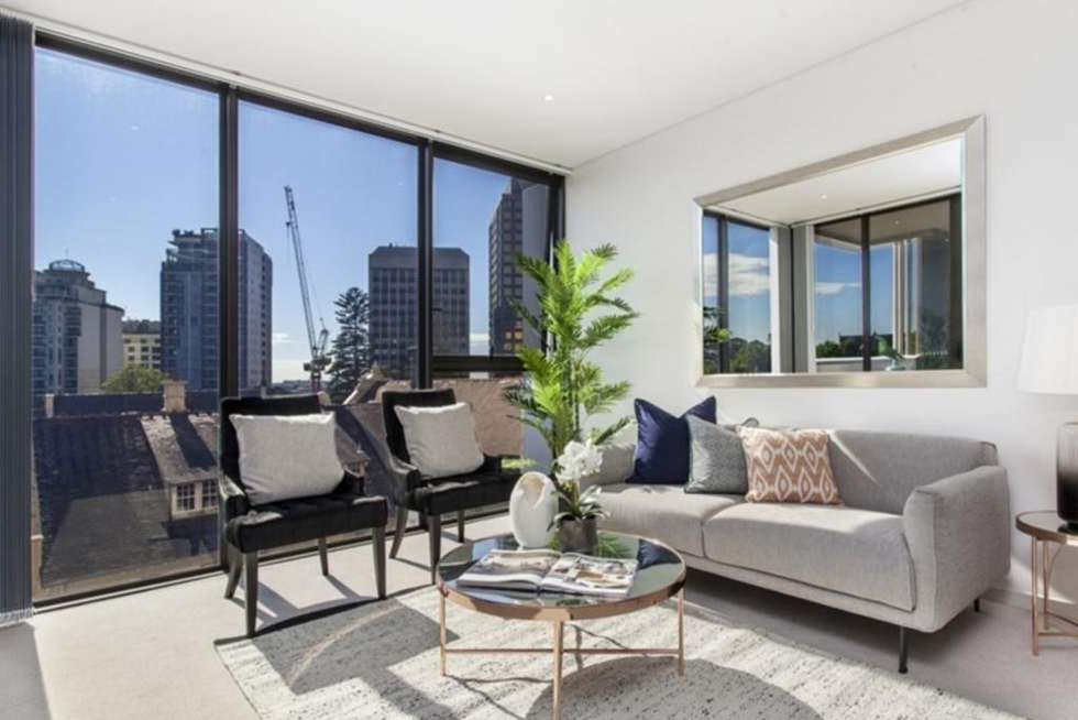 Second view of Homely apartment listing, 303/211 Pacific Highway, North Sydney NSW 2060
