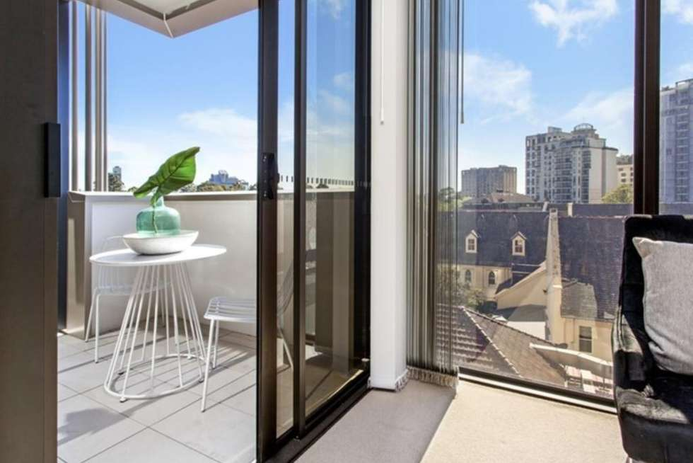 Third view of Homely apartment listing, 303/211 Pacific Highway, North Sydney NSW 2060