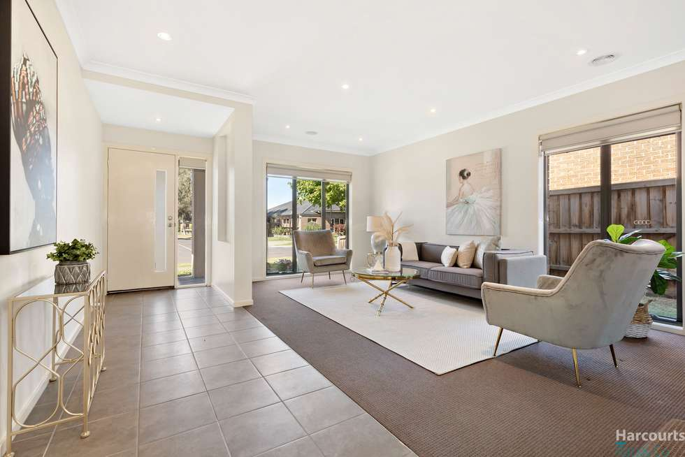 Second view of Homely house listing, 4 Morwell Way, Mernda VIC 3754