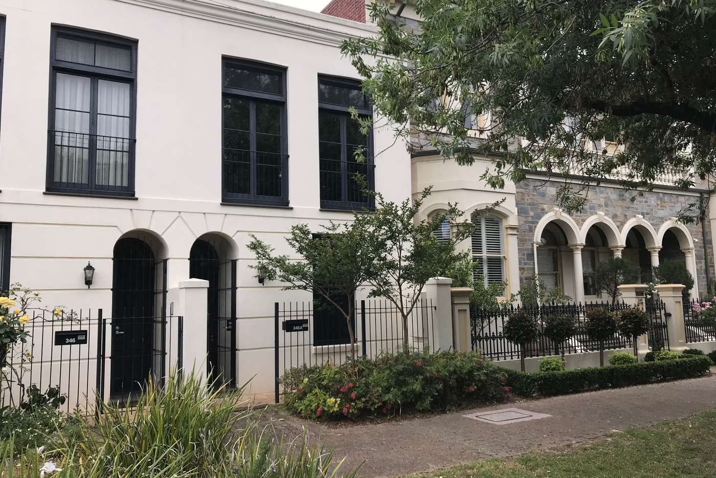 Main view of Homely townhouse listing, 346A Angas Street, Adelaide SA 5000
