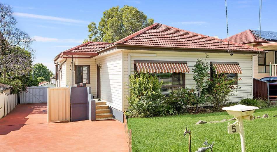5 Elbe Street, Seven Hills NSW 2147