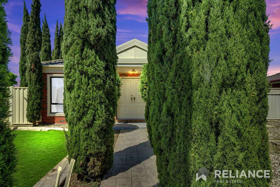 Second view of Homely house listing, 54 Wyperfeld Circuit, Caroline Springs VIC 3023