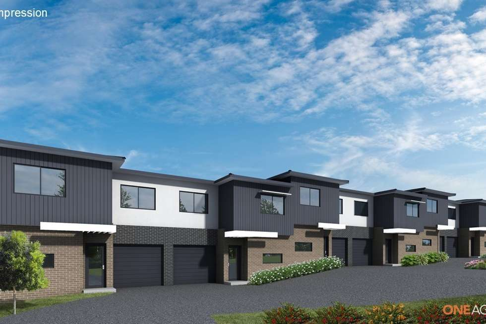 Second view of Homely townhouse listing, 3/46 Mawson Street, Shortland NSW 2307