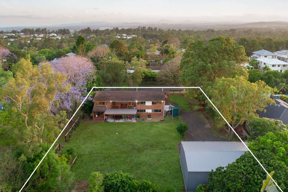 Second view of Homely house listing, 59 Witty Road, Moggill QLD 4070