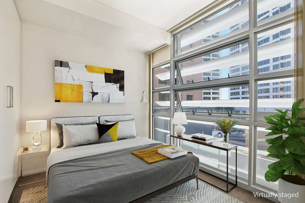 Third view of Homely apartment listing, 302/267 Sussex Street, Sydney NSW 2000