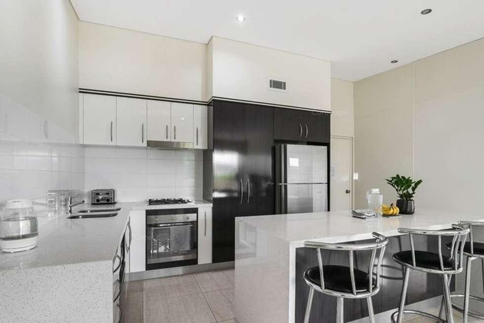 Second view of Homely unit listing, 14/119 Macquarie Street, St Lucia QLD 4067