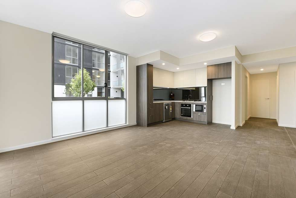 Second view of Homely apartment listing, 123/1-39 Lord Sheffield Circuit, Penrith NSW 2750
