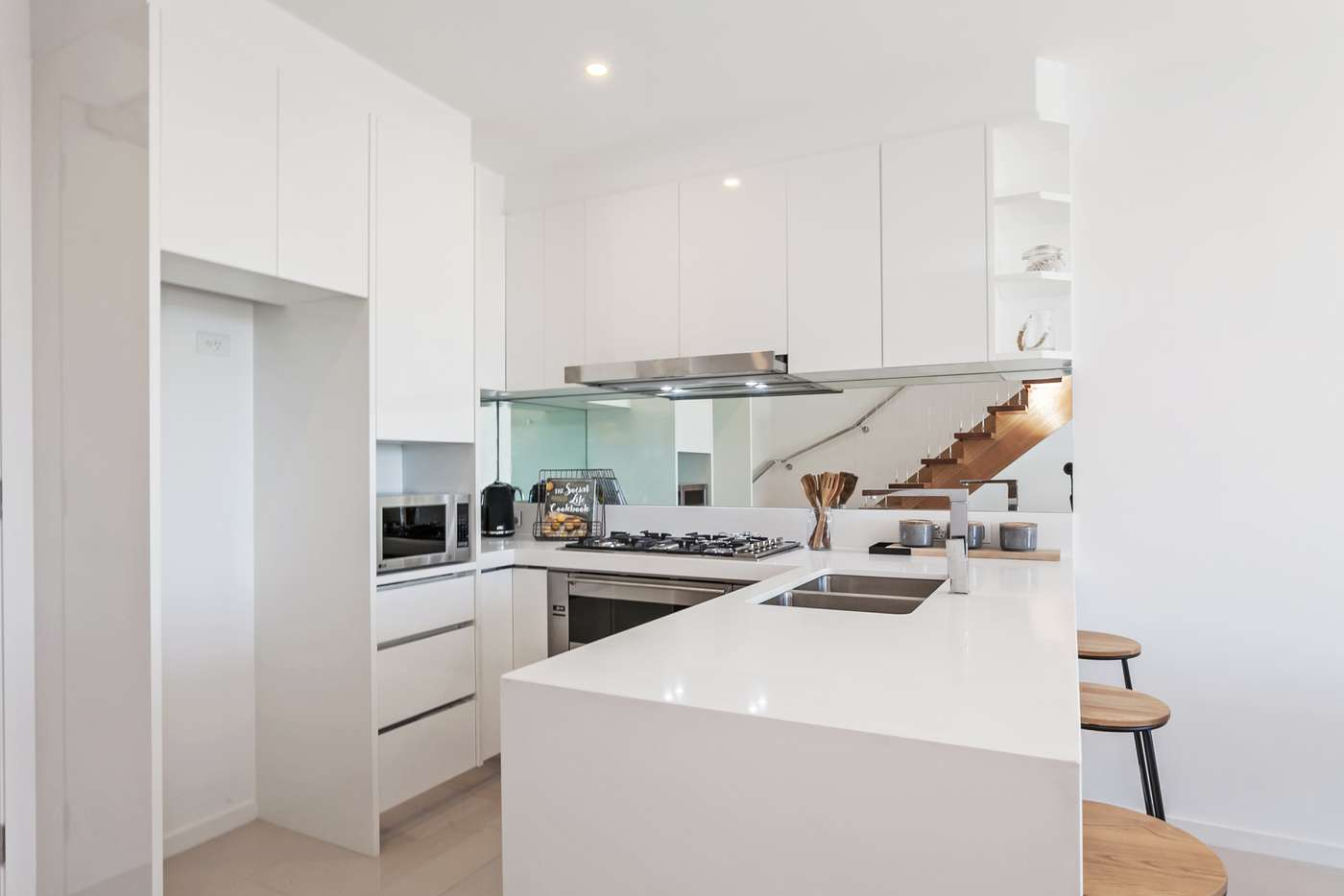 Main view of Homely apartment listing, 402/85 Hutton Street, Thornbury VIC 3071