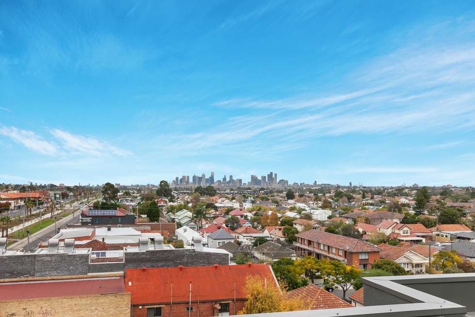 Second view of Homely apartment listing, 402/85 Hutton Street, Thornbury VIC 3071