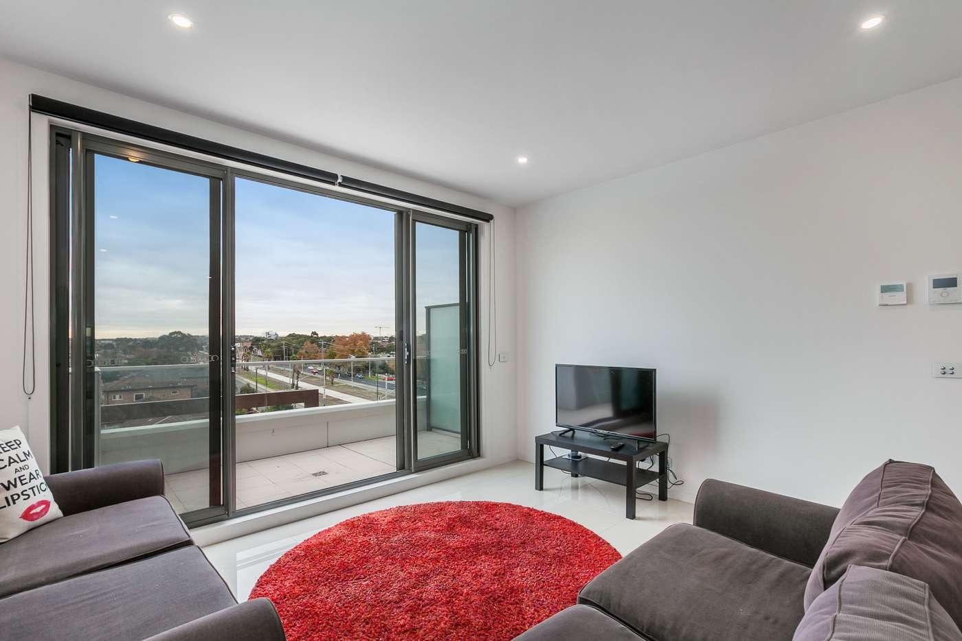 Fifth view of Homely apartment listing, 402/85 Hutton Street, Thornbury VIC 3071