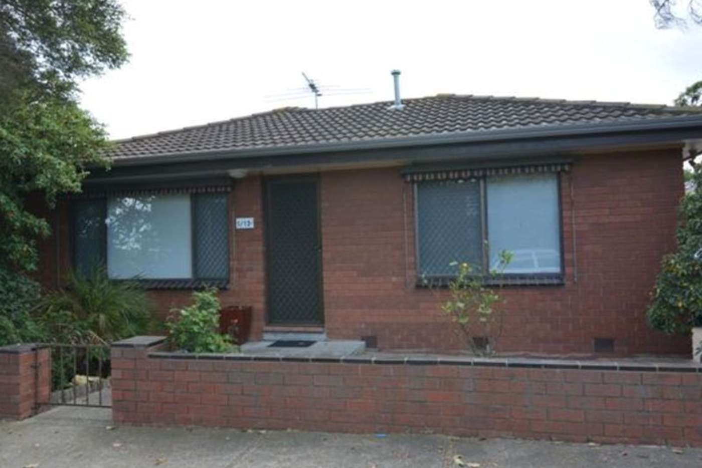 Main view of Homely unit listing, 1/13 Waratah Street, West Footscray VIC 3012