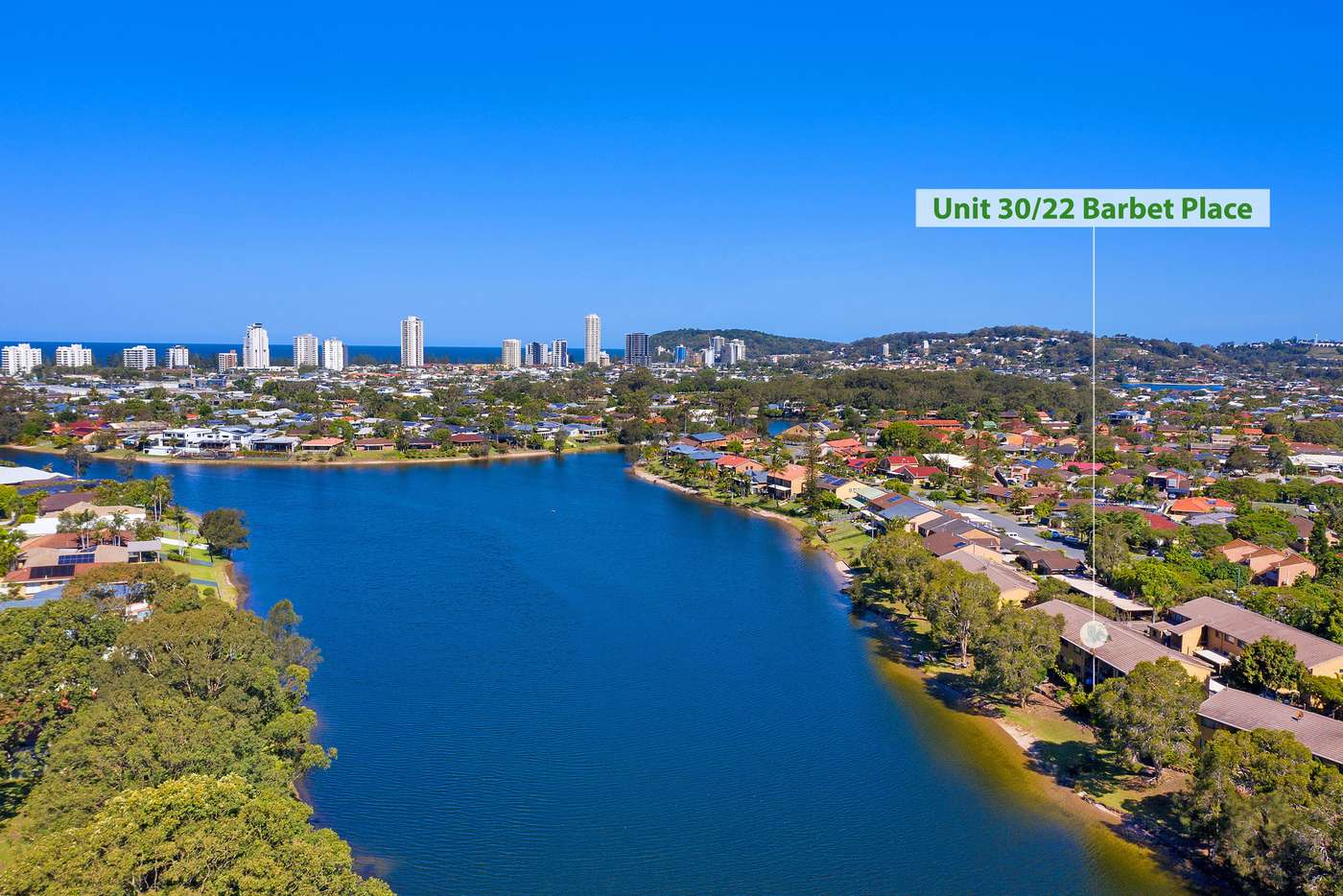 Main view of Homely unit listing, 30/20-24 Barbet Place, Burleigh Waters QLD 4220