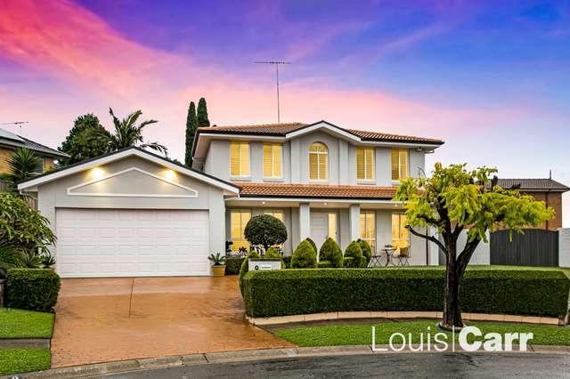 9 Harcourt Close, Castle Hill NSW 2154