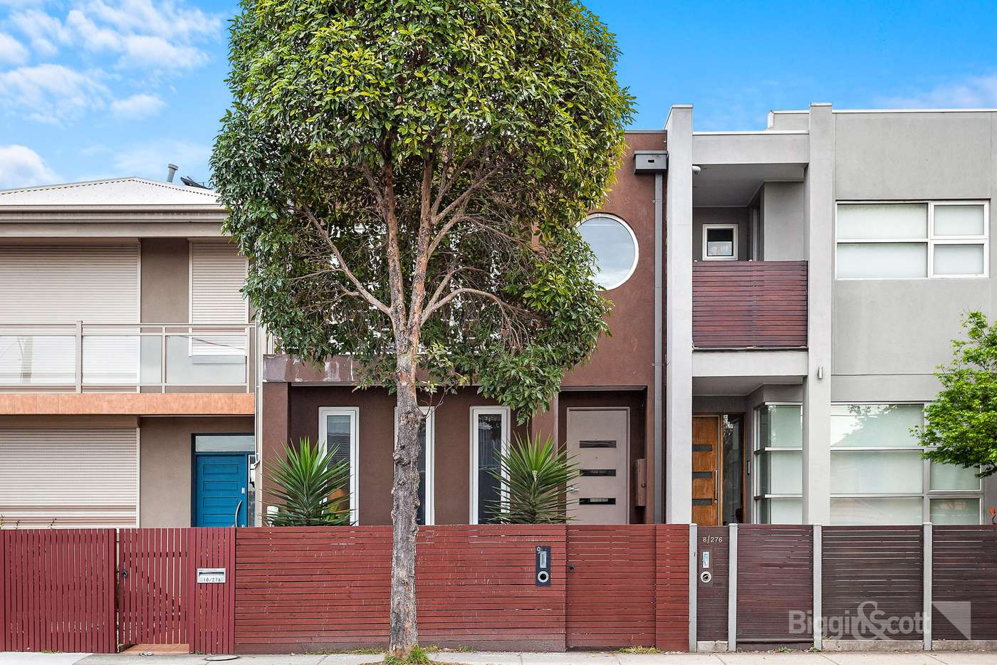 Main view of Homely townhouse listing, 9/276-280 Williamstown Road, Yarraville VIC 3013