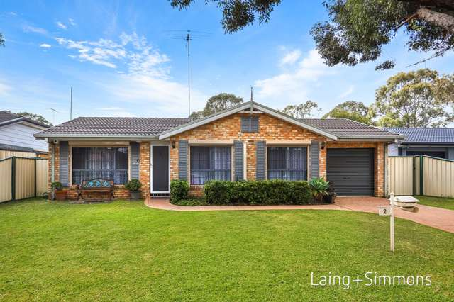 2 Bellwood Close, Werrington NSW 2747