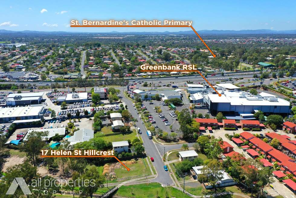 Fourth view of Homely residentialLand listing, 17 Helen Street, Hillcrest QLD 4118