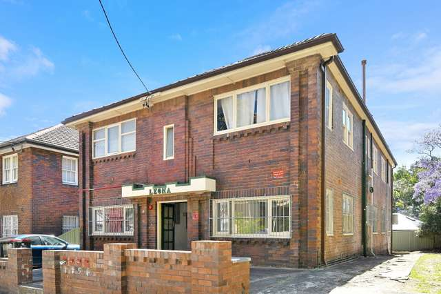2/4 Grainger Avenue, Ashfield NSW 2131