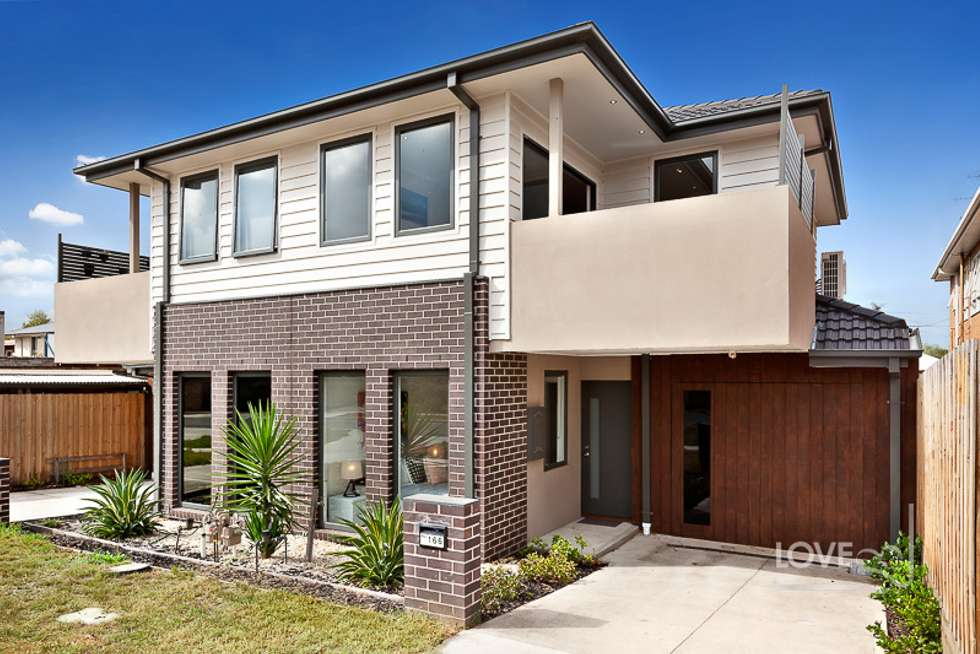 Second view of Homely townhouse listing, 166 Flinders Street, Thornbury VIC 3071