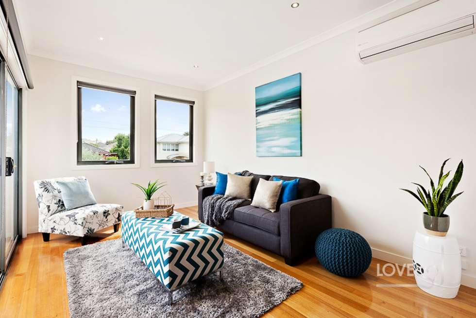Fourth view of Homely townhouse listing, 166 Flinders Street, Thornbury VIC 3071