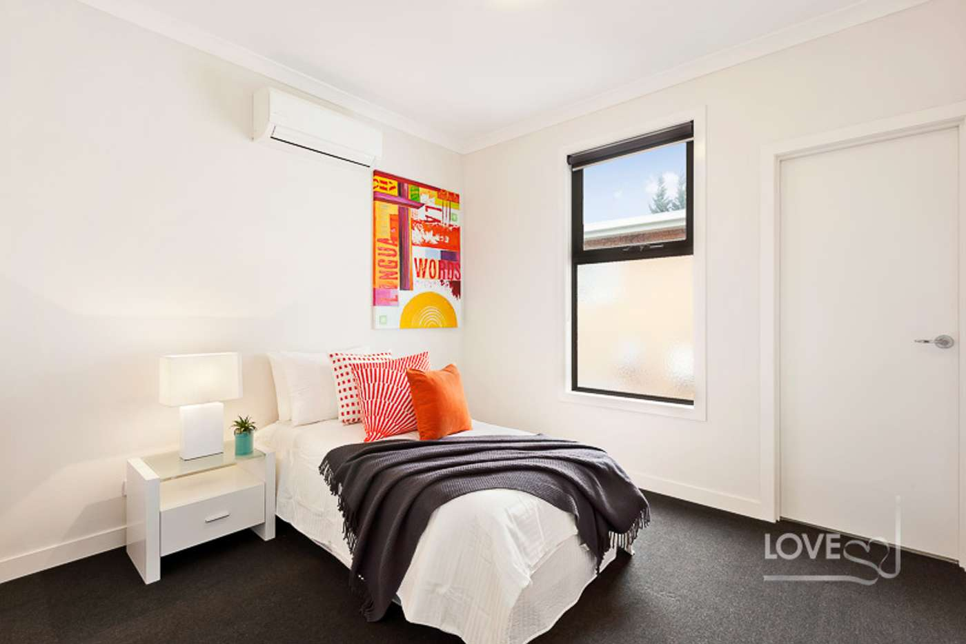 Fifth view of Homely townhouse listing, 166 Flinders Street, Thornbury VIC 3071