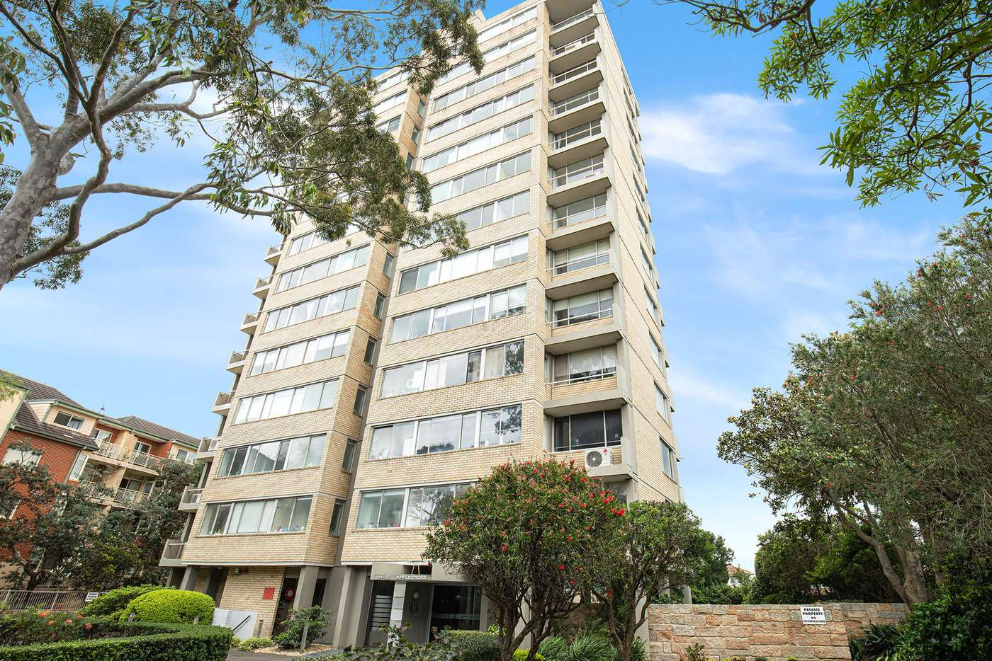 Main view of Homely unit listing, 17/20 Gerard Street, Cremorne NSW 2090