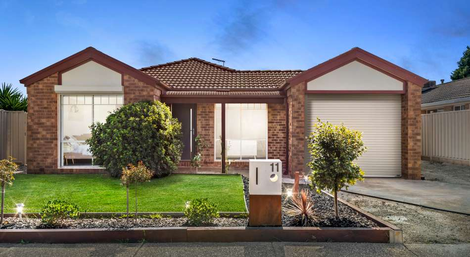 11 Gibbons Drive, Epping VIC 3076