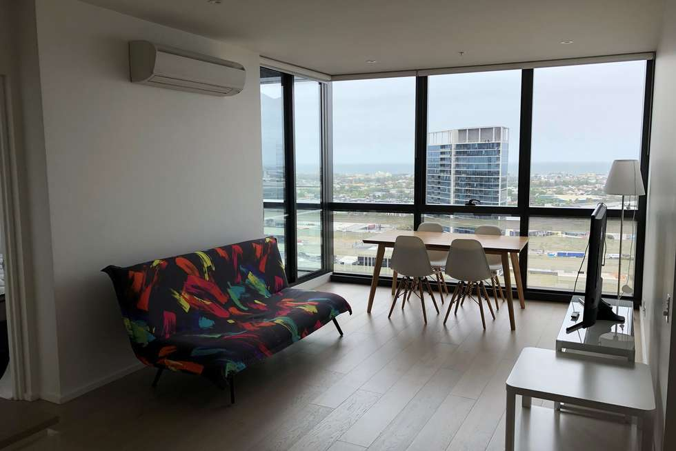 Fourth view of Homely apartment listing, 2704N/889 Collins Street, Docklands VIC 3008