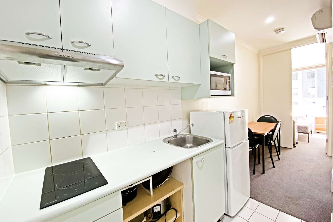 Main view of Homely apartment listing, 963/488 Swanston Street, Carlton VIC 3053