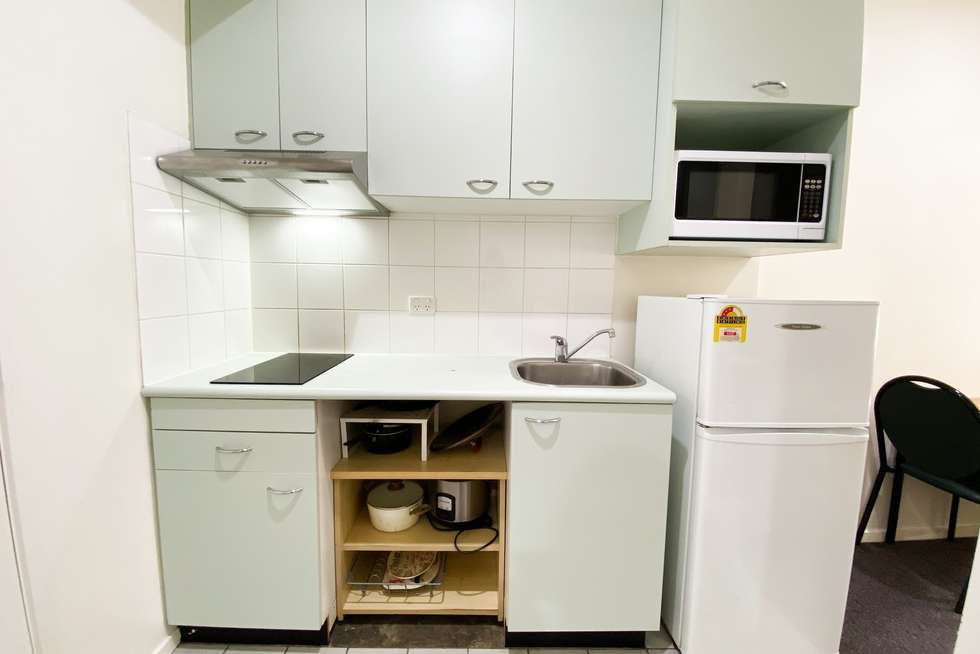 Second view of Homely apartment listing, 963/488 Swanston Street, Carlton VIC 3053