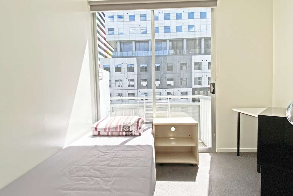 Fifth view of Homely apartment listing, 963/488 Swanston Street, Carlton VIC 3053