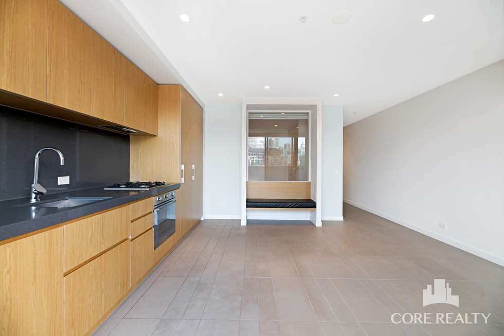 Second view of Homely apartment listing, 312/89 Roden Street, West Melbourne VIC 3003
