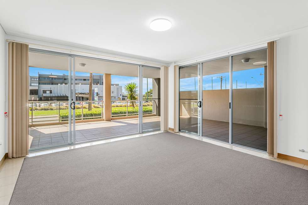 Second view of Homely apartment listing, 1/162 Corrimal Street, Wollongong NSW 2500