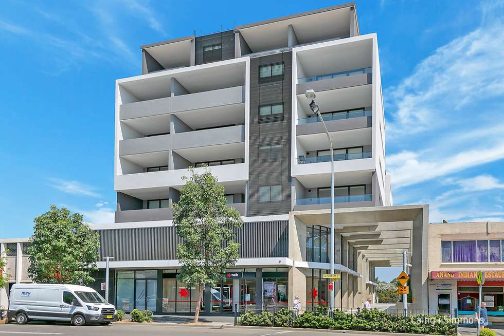 Second view of Homely unit listing, Level 5/31/159 Queen Street, St Marys NSW 2760