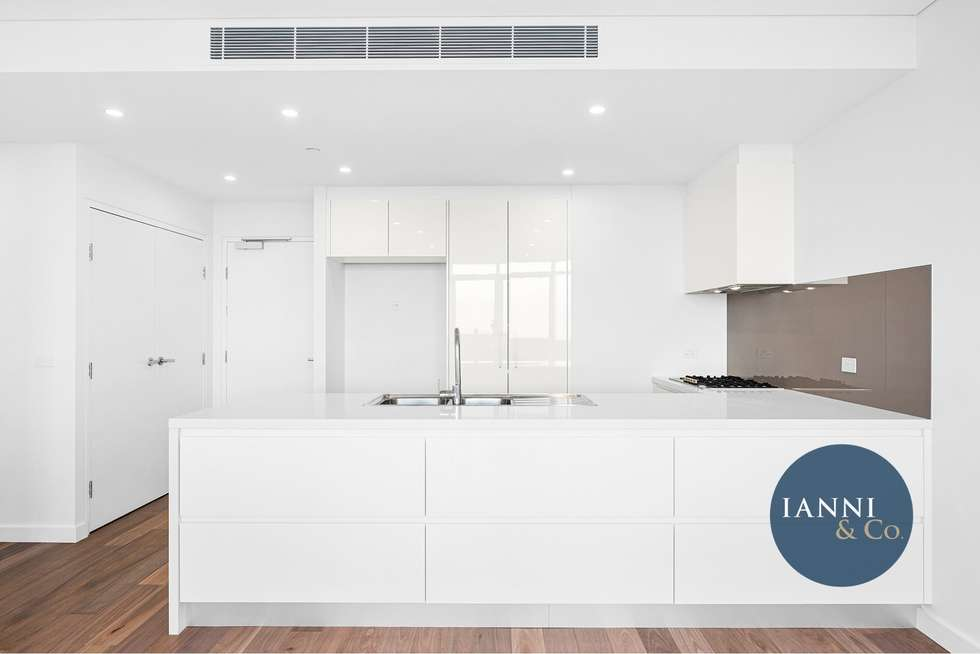 Third view of Homely apartment listing, 1802/10-18 Regent Street, Wollongong NSW 2500