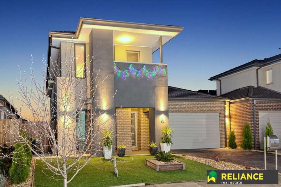 Second view of Homely house listing, 6 Corboy Close, Point Cook VIC 3030