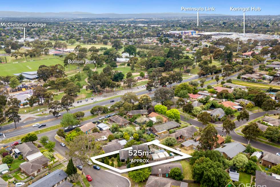 Second view of Homely house listing, 4 Carter Court, Frankston VIC 3199