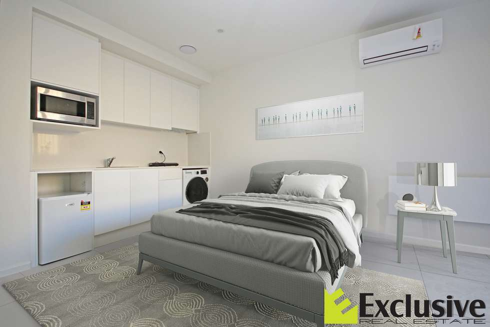 Second view of Homely studio listing, 47 Cecil Street, Ashfield NSW 2131