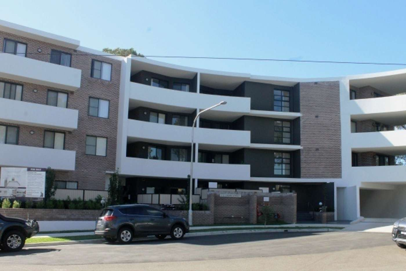 Main view of Homely unit listing, 15/8-12 Linden Street, Toongabbie NSW 2146