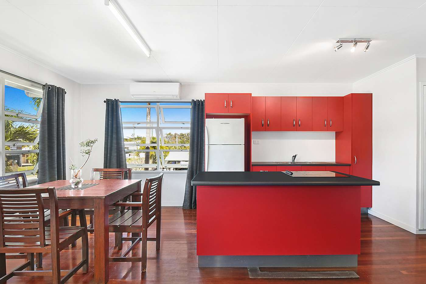 Main view of Homely semiDetached listing, 44 Henry Street, West End QLD 4810