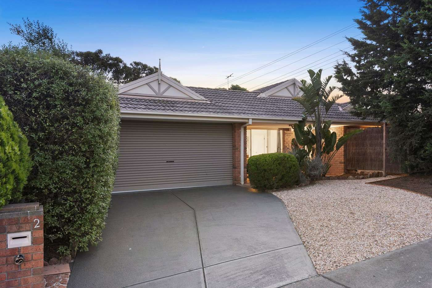 Main view of Homely house listing, 2 Hyperno Way, Mount Martha VIC 3934