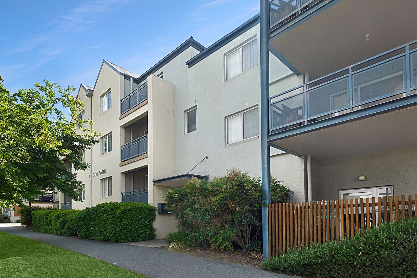 Main view of Homely apartment listing, 6/80 Gozzard Street, Gungahlin ACT 2912