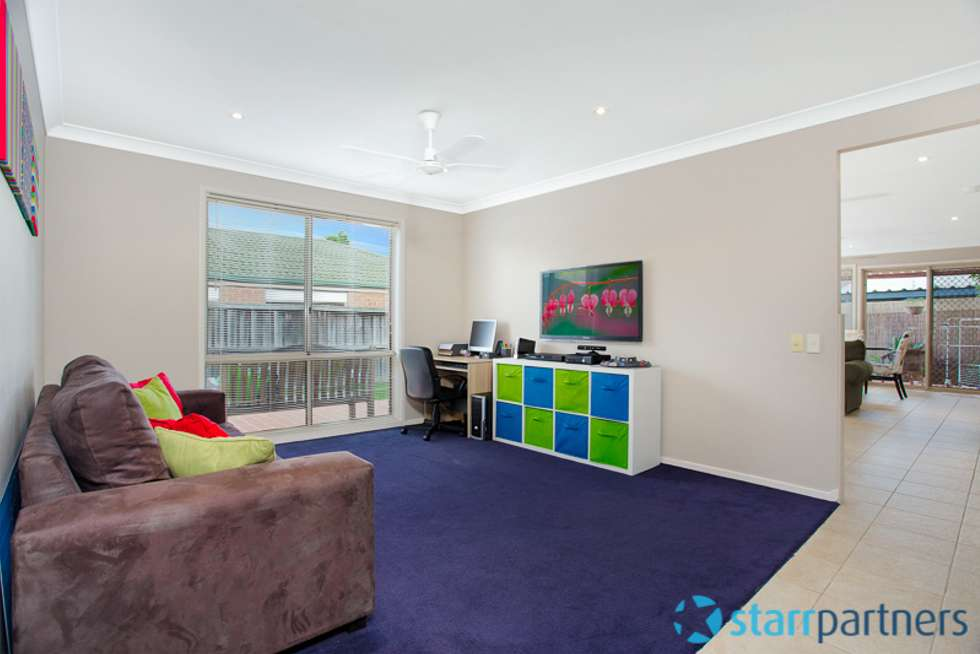 Third view of Homely house listing, 90 Phoenix Avenue, Stanhope Gardens NSW 2768