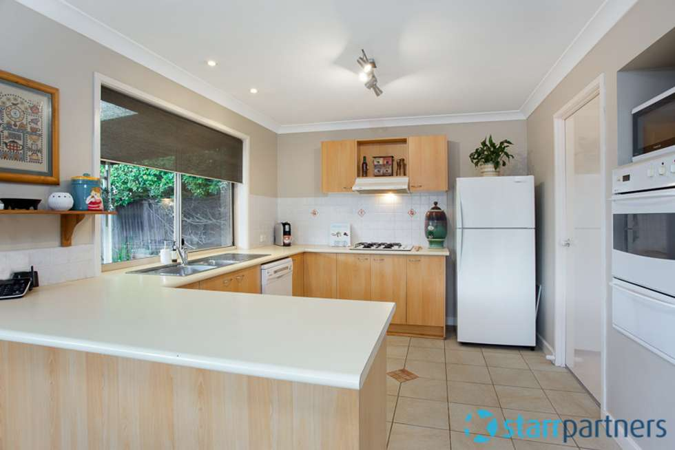 Fifth view of Homely house listing, 90 Phoenix Avenue, Stanhope Gardens NSW 2768